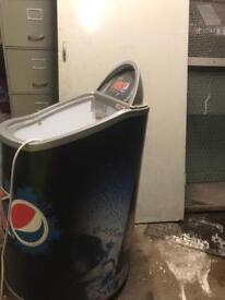 Pepsi Fridge Free