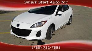 2013 Mazda Mazda3 GX Get Approved Today LOW K