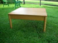 Vintage Ercol coffee/occasional table.