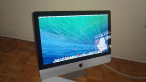Apple iMac 2008 for sale in good condition 20 inch OS El Capitan