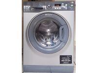 Hotpoint WMPF762 Washing Machine., Graphite
