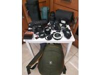 Canon 50d camera bundle kit