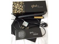 GHD IV Professional Straighteners - bought as a gift from a local hairdressers and only used twice