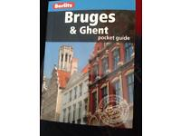 Bruges and Ghent pocket guid