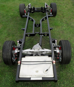 Custom Chassis for your 1948-1959 Chevrolet Truck!