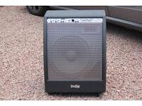 "Bassrider 400 Bass combo by Indie. 15"" Celestion speaker (400 watt)"