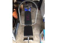 Ab King Pro, Sit up Machine - Great Quality