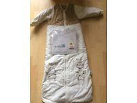 Slumbersac baby sleeping bag £10