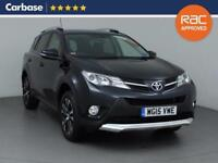 2015 TOYOTA RAV 4 2.2 D CAT Invincible 5dr Auto SUV 5 Seats