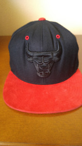 Chicago Bulls Mitchell and Ness Snapback Hat