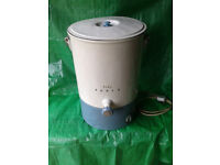 Baby Burco Boiler 5.5gal, retro Sterilising, Brewing, Beetroot, Shellfish + More FREE LOCAL DELIVERY
