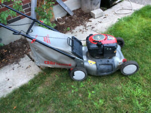 6.5 Hp 3 in 1 Briggs & Stratton Mower
