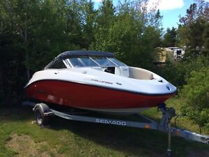 2011 seadoo challenger only 30hrs