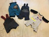Baby clothing 0-6 months