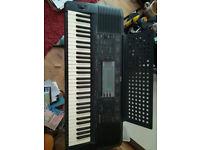 Yamaha: PSR-630 £90