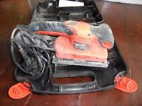 Black and Decker Sander