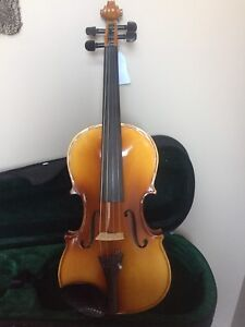 Violins - ideal for students  (Case&Bow)