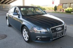 2009 Audi A4 2.0T Premium Low KM!! Langley Location