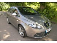 SEAT Leon 2.0 TDI FR 170PS (grey) 2007