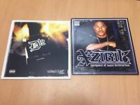 D12 and Xzibit 2 x Double Hip Hop LP Vinyl Record