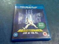 LEE EVANS ROADRUNNER LIVE BLU RAY