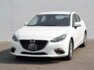 2015 Mazda Mazda3 GX-SKY Active