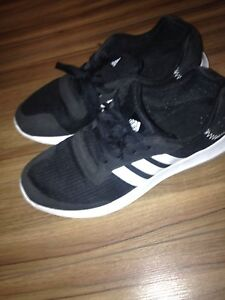 Adidas running shoes size 8