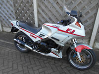 Yamaha FJ1200 classic sports tourer