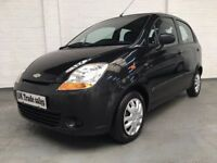 2005 CHEVROLET MATIZ 1.0 SE 5dr *** LONG MOT ***