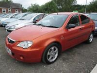 PROTON GEN-2 1.3 GLS 5dr (orange) 2008