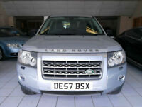 Land Rover Freelander 2 2.2Td4 auto 2007MY SE