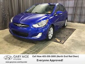 2014 Hyundai Accent GLS w/ HEATED SEATS!