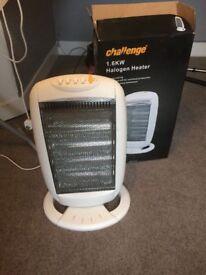 Challenge 1.6KW Halogen Heater