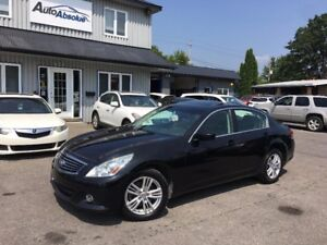 2011 Infiniti Berline G37 Luxury/Sport