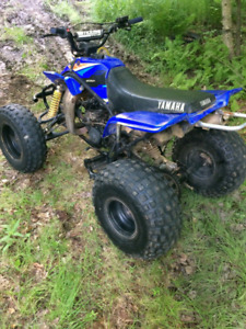 98 Yamaha blaster with papers +600$ for mx bike