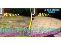 Super High Pressure - Driveway-Patio-Surface** jetting/washing/cleaning**