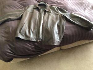 Eddie Bauer Leather jacket