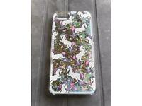 Unicorn Liquid Iphone 6 Case