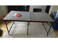 Slazenger 5ft Table tennis table