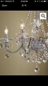Hi end chandelier brand new
