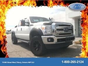 2016 Ford F-250 XLT, One Owner, Only 31, 205 km's, 4x4!!