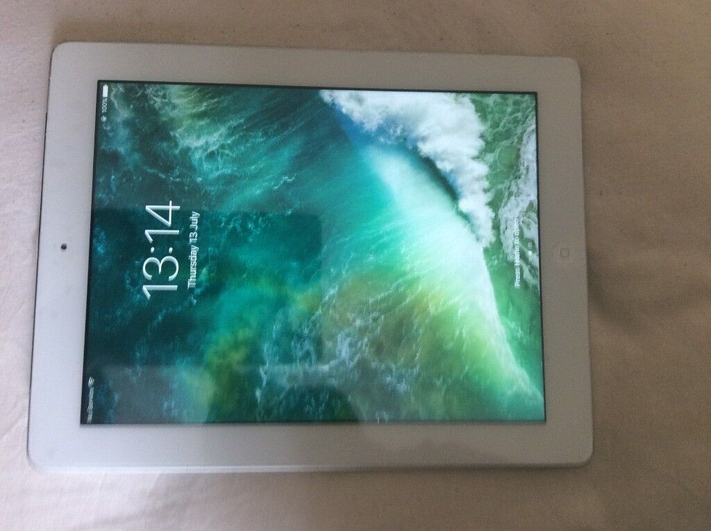 ipad 4 plus 4g (voda/lebara) with box and accessoriesin Coventry, West MidlandsGumtree - ipad 4 wifi plus 4g (Vodafone/Lebara) its 16gb and comes with USB charger, Plug and new Temp Glass Icloud has been removed and factory reset for new owner please quote ipad 4 when call or sms thanks