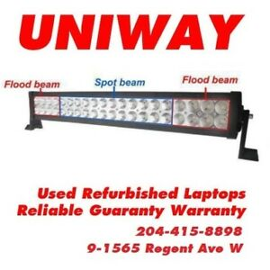 "LED Light Bar 21"" Spot Flood Special Offer 21"" 16W Square LED"