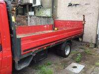 13ft Transit Alloy Dropside Body With Tail Lift 2008