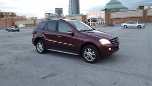 2008 Mercedes-Benz M-Class CDI 4MATIC DIESELS SUV, Crossover