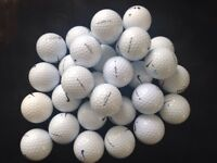 30. Mixed Nike golfballs in very good condition