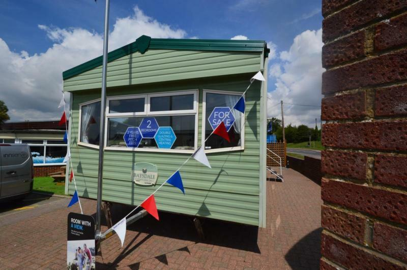 Static Caravan Winchelsea Sussex 2 Bedrooms 6 Berth Cosalt Baysdale 2005