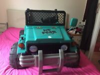 Jeep Kids Ride On Car 12 Volt Electric Battery
