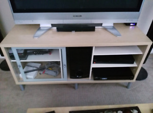Ikea TV stand, cabinet and tables