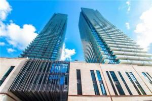 Bay and St Marys.U of T,  2 Bedroom + 2 Bathroom with Parking.